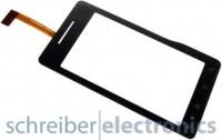Motorola Milestone XT720 Touchsreen mit Displayscheibe