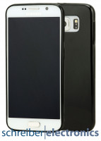 Huawei P10 Lite Silikon Hülle / Case schwarz