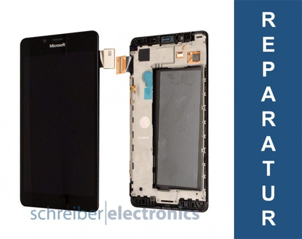 Lumia 950 Display Reparatur