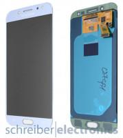 Samsung J530F Galaxy J5 (2017) Display mit Touchscreen blau/silber