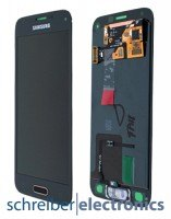 Samsung G800 Display mit Touchscreen gold
