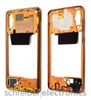 Samsung A705 Galaxy A70 Mittelgehäuse (Rahmen) carol