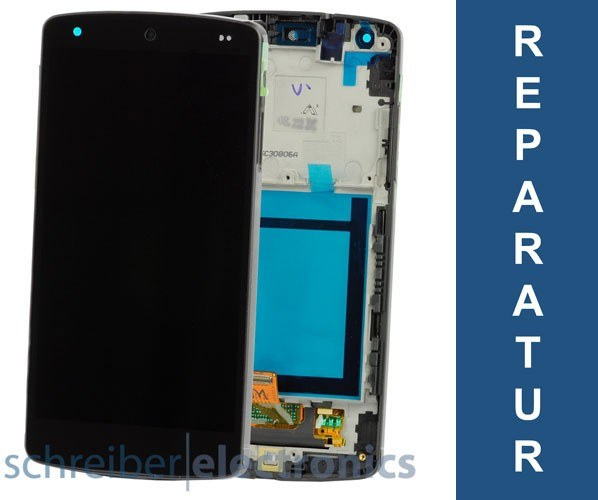 LG D821 Nexus 5 Display Reparatur