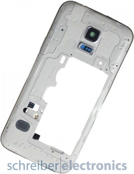 Samsung G800 Mittelgehäuse / Rahmen