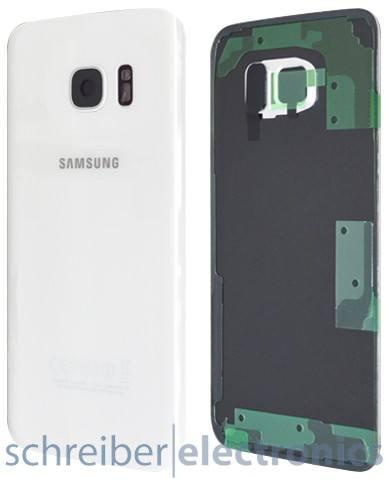 Samsung G935 Galaxy S7 edge Akkudeckel weiss