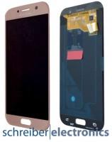 Samsung A520 Galaxy A5 (2017) Display mit Touchscreen pink