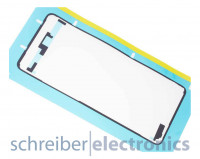 Huawei P20 / Dual Klebefolie (Kleber Dichtung) Akkudeckel