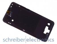 Huawei P20 / Dual Display Montagerahmen (Halterung) schwarz