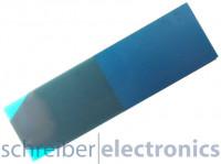 Sony Xperia XZ1 Klebefolie (Kleber Dichtung) Akku