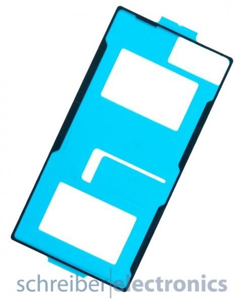 Sony Xperia Z5 compact Akkudeckel Klebestreifen / Dichtungsgummi