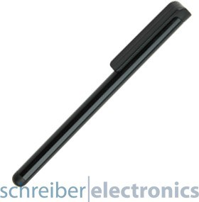 Touchscreen Bedienstift / Eingabestift schwarz