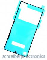 Sony Xperia Z5 premium Klebefolie (Klebe Dichtung Kleber) Akkudeckel