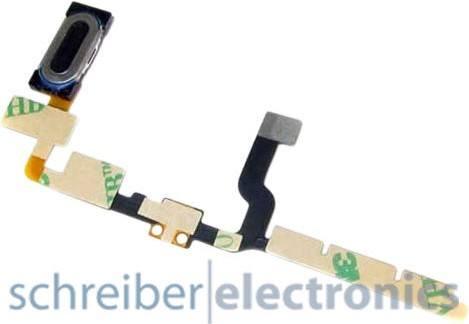 Milestone XT720 Flexkabel mit Lautsprecher