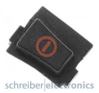 Einschalter Gummi für Nokia 6210/6310/6310i