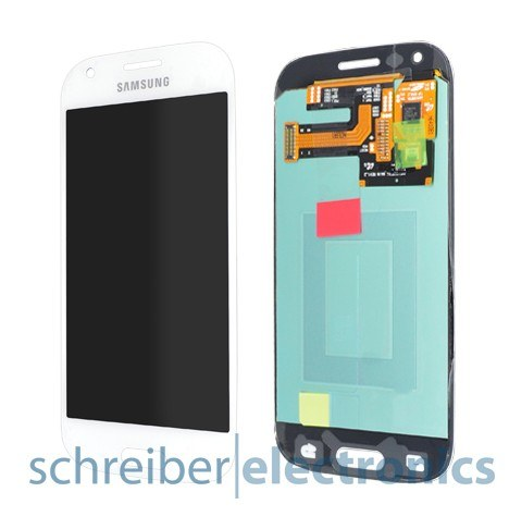 Samsung G357F Galaxy Ace 4 Display-Einheit + Touchscreen weiss