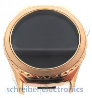 Samsung R732 Gear S2 Classic Display mit Touchscreen gold