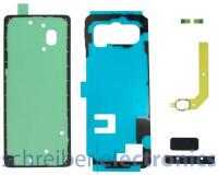 Samsung N950 Galaxy Note 8 Duos Klebefolie (Klebe Dichtung) Set 6-teilig