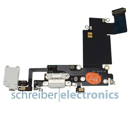 iPhone 6S plus System Audio flex cable silber