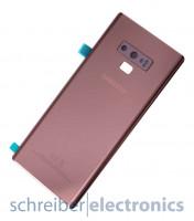 Samsung N960F Galaxy Note 9 Akkudeckel (Rückseite) Metallic Kupfer