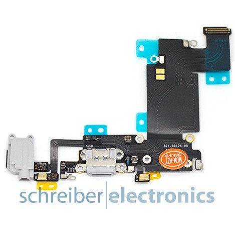 iPhone 6S Plus System Audio flex cable grau