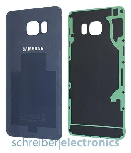 Samsung G928 Galaxy S6 edge plus Akkudeckel schwarz