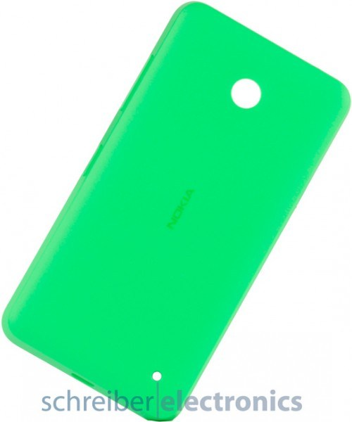 Nokia Lumia 630/635 Akkudeckel in grün