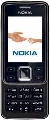 Nokia 6300 Cover (Oberschale) schwarz (6300i 6301)