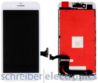 Apple iPhone 7 Plus Display mit Touchscreen weiss