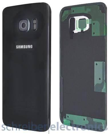 Samsung G930 Akkudeckel / Rückseite schwarz