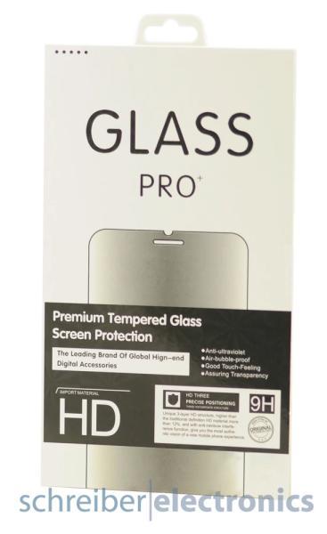 Echtglasfolie fuer Sony Xperia E5 F3311 (Hartglas Echtglasschutz)