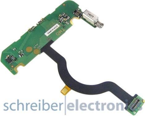 Milestone XT720 Flexkabel mit Mikrofon