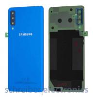 Samsung A750 Galaxy A7 (2018) Akkudeckel (Rückseite) blau