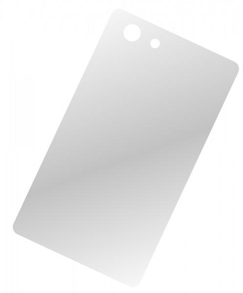 Akkudeckel Schutzfolie für Rückseite Samsung G925 Galaxy S6 edge (Folie)
