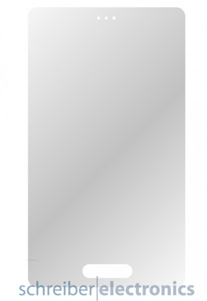 Displayschutzfolie fuer iPhone 6 Plus (Schutzfolie)