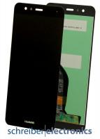Huawei P10 Lite Display Einheit ohne Rahmen schwarz