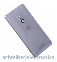 Sony Xperia XZ2 Akkudeckel (Rückseite) silber