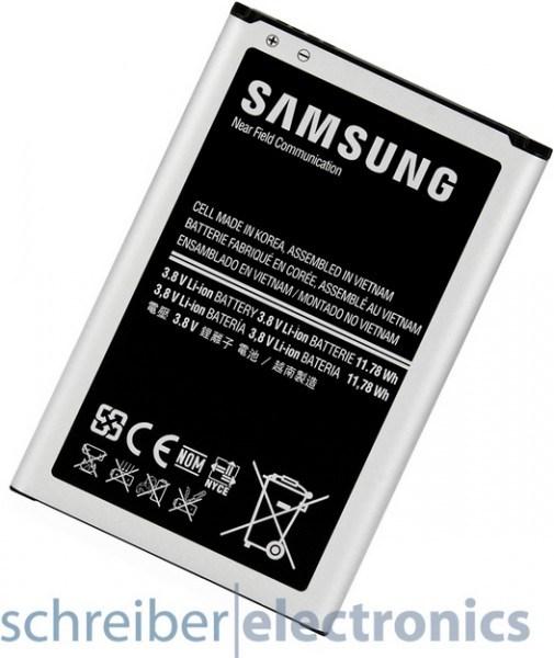 Samsung N7505 Galaxy Note 3 neo Akku EB-BN750