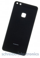 Huawei P10 Lite Akkudeckel / Rückseite schwarz