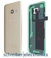 Samsung A520 Galaxy A5 (2017) Akkudeckel (Rückseite) gold