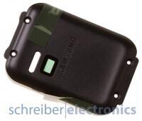 Samsung R380 Gear 2 Gehäuse / Rückseite gold/braun