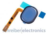 Samsung A405 Galaxy A40 Fingerprint Sensor blau