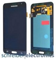 Samsung J320 Galaxy J3 (2016) Display mit Touchscreen schwarz