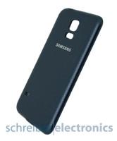Samsung G800 Galaxy S5 mini Akkudeckel schwarz
