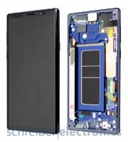 Samsung N960F Galaxy Note 9 Display mit Touchscreen Blau