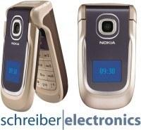 Nokia 2760 Handy smoky grey