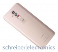 Huawei Mate 20 lite Akkudeckel (Rückseite) gold Fingerprint
