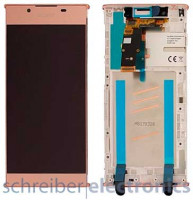 Sony Xperia L1 (G3313) Display mit Touchscreen rosa