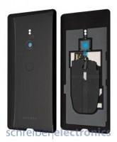 Sony Xperia XZ3 Akkudeckel (Rückseite) Schwarz