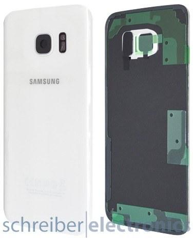 Samsung G930 Akkudeckel / Rückseite weiss
