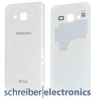 Samsung J320 Galaxy J3 (2016) Akkudeckel (Rückseite) weiss
